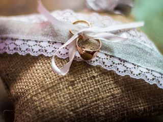 El matrimonio de Nicole y José 1