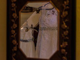El matrimonio de Nicole y José 2