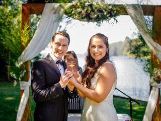 El matrimonio de Katheryne y Alejandro