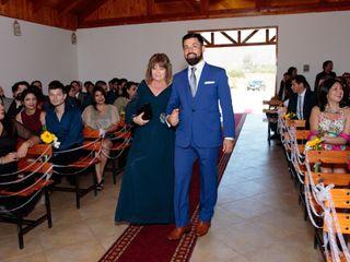 El matrimonio de Romina y Frank 2