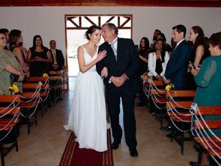 El matrimonio de Romina y Frank 3
