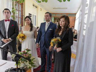 El matrimonio de Paulina y Juan Pablo 2