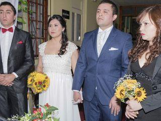 El matrimonio de Paulina y Juan Pablo 3