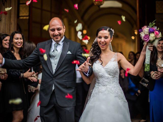 El matrimonio de Carla y Jorge