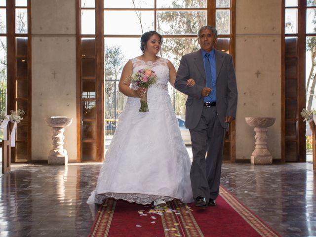El matrimonio de José y Nicole en San José de Maipo, Cordillera 7