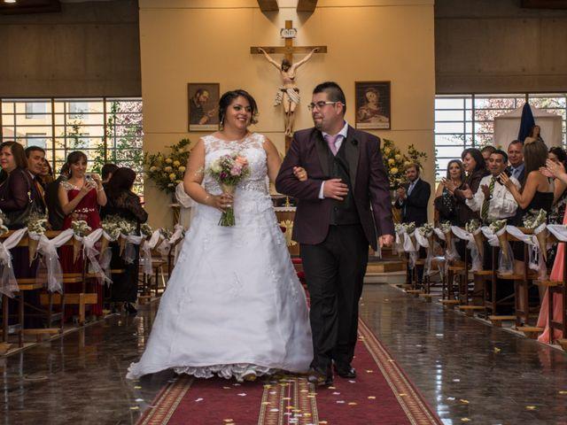 El matrimonio de José y Nicole en San José de Maipo, Cordillera 12