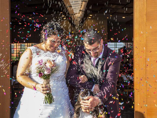 El matrimonio de José y Nicole en San José de Maipo, Cordillera 13