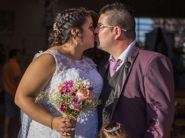 El matrimonio de José y Nicole en San José de Maipo, Cordillera 14