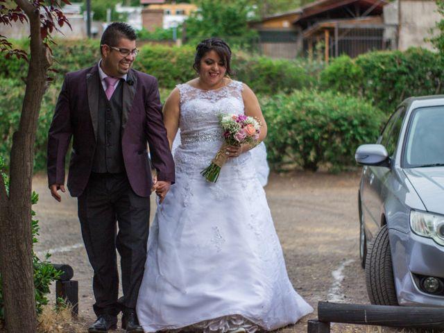 El matrimonio de José y Nicole en San José de Maipo, Cordillera 18
