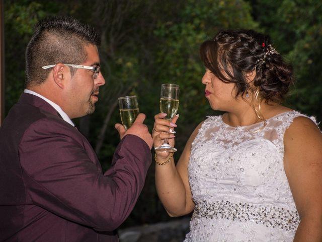 El matrimonio de José y Nicole en San José de Maipo, Cordillera 19