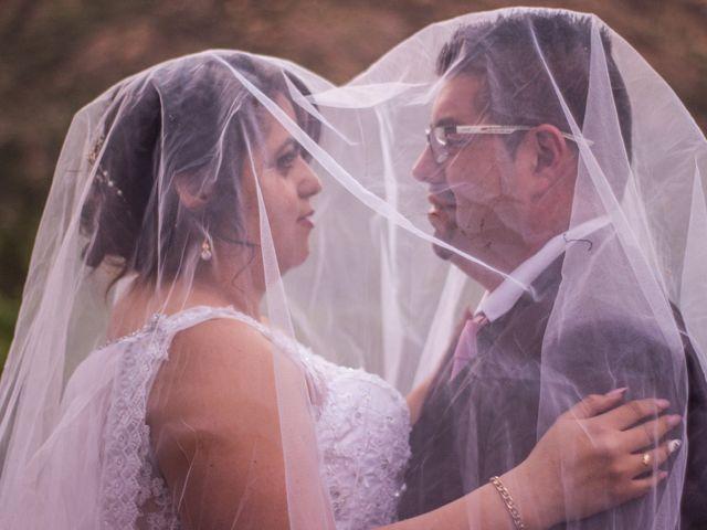 El matrimonio de José y Nicole en San José de Maipo, Cordillera 20