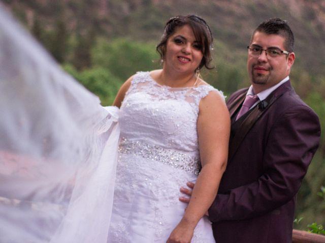 El matrimonio de José y Nicole en San José de Maipo, Cordillera 21