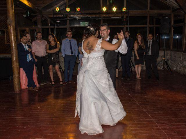 El matrimonio de José y Nicole en San José de Maipo, Cordillera 25