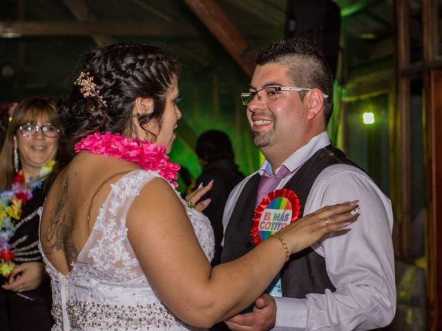El matrimonio de José y Nicole en San José de Maipo, Cordillera 32