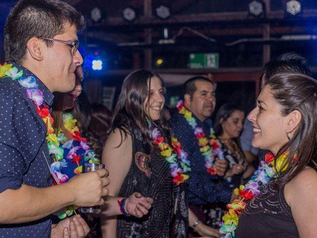 El matrimonio de José y Nicole en San José de Maipo, Cordillera 33