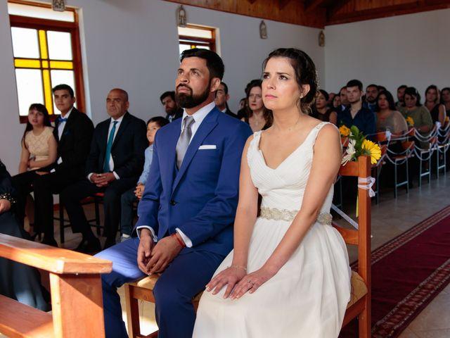 El matrimonio de Frank y Romina en Melipilla, Melipilla 5