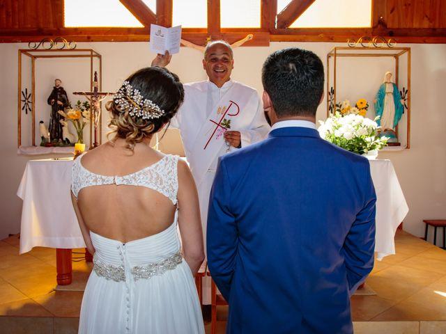 El matrimonio de Frank y Romina en Melipilla, Melipilla 7