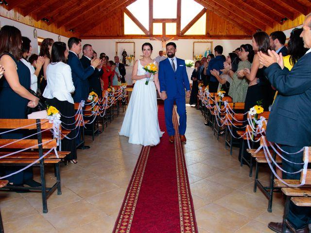El matrimonio de Frank y Romina en Melipilla, Melipilla 8