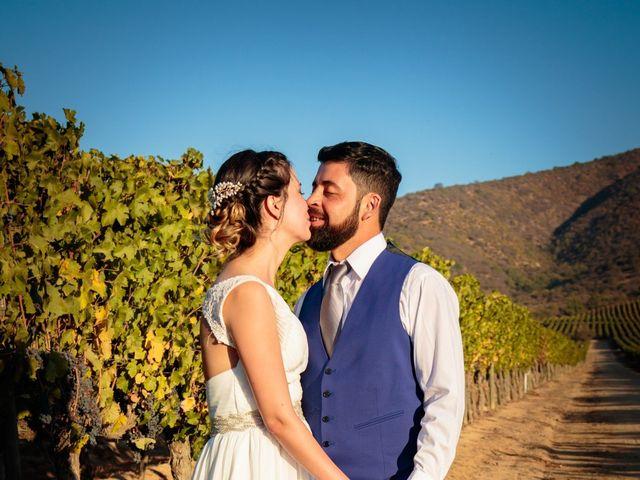 El matrimonio de Frank y Romina en Melipilla, Melipilla 13
