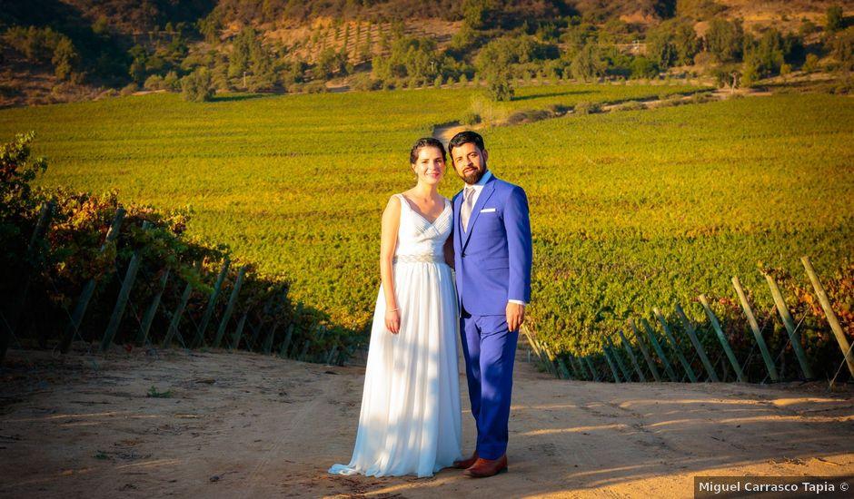 El matrimonio de Frank y Romina en Melipilla, Melipilla