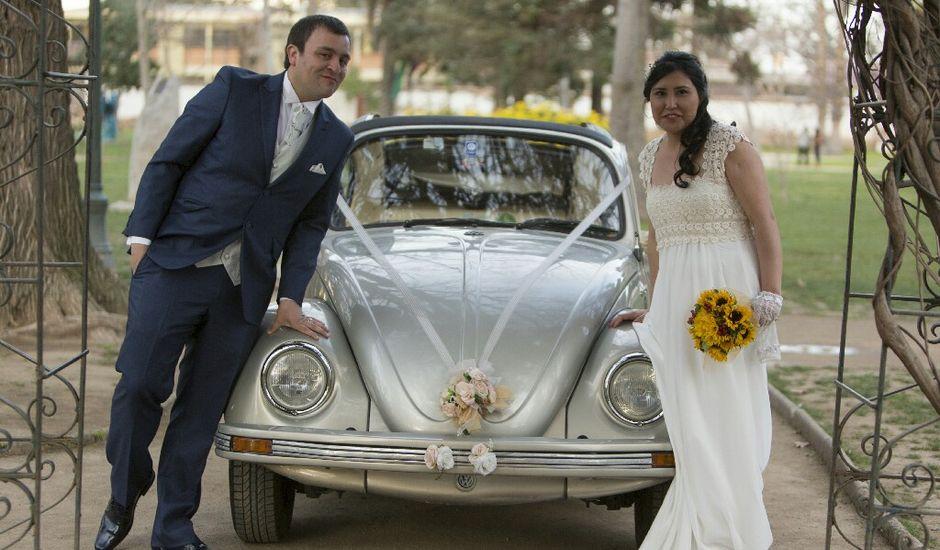 El matrimonio de Juan Pablo y Paulina en San Bernardo, Maipo