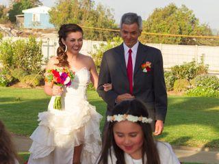 El matrimonio de Natalia y Francisco 2