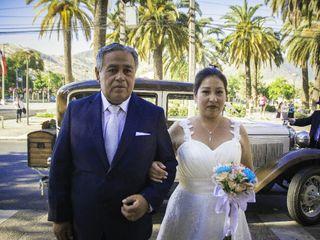 El matrimonio de Iris y Jaime 1