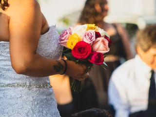 El matrimonio de Noelia y Marcelo 2