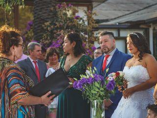 El matrimonio de Noelia y Marcelo 3