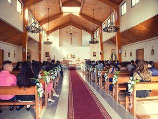 El matrimonio de Denisse y Mauricio 3