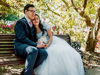 El matrimonio de Cristian y Soledad 1