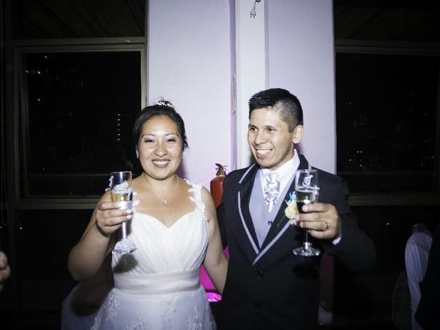 El matrimonio de Iris y Jaime