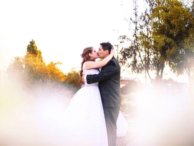 El matrimonio de Denisse y Mauricio