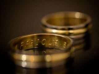 El matrimonio de Fabiola y Oscar 1