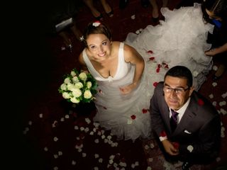 El matrimonio de Fabiola y Oscar