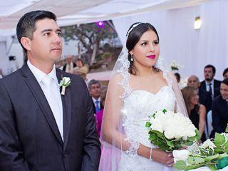 El matrimonio de Mariela  y Rodrigo