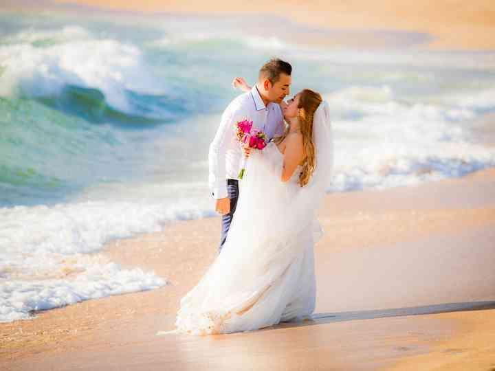 El matrimonio de Nicole y Jimmy