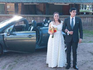 El matrimonio de Elizabeth y José 1