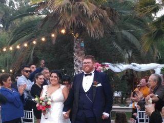 El matrimonio de Daniela  y Felipe  1