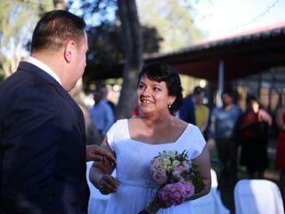 El matrimonio de Roxana y Jorge 2