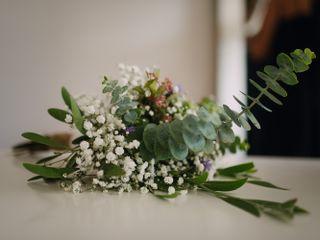 El matrimonio de Valentina y Javier 1
