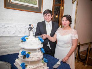El matrimonio de Víctor y Tracy