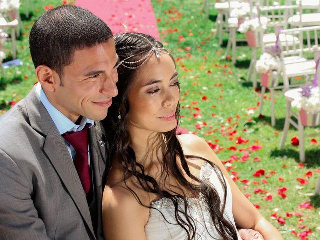 El matrimonio de Joseph y Carolina en San José de Maipo, Cordillera 5