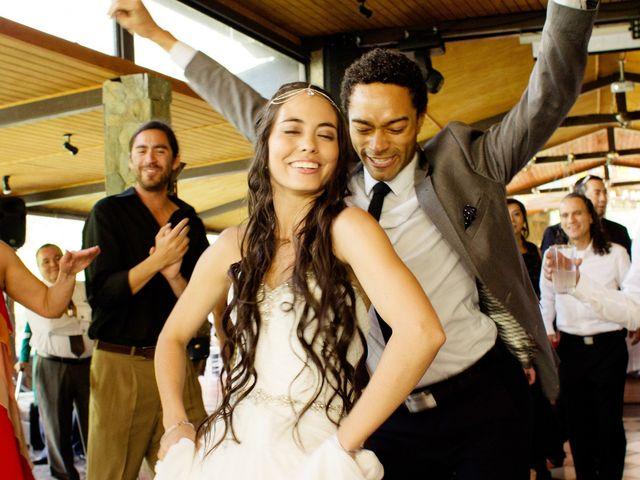 El matrimonio de Joseph y Carolina en San José de Maipo, Cordillera 8