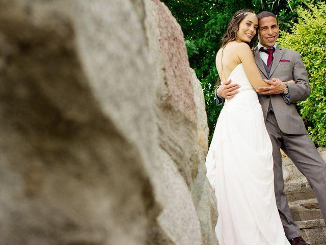 El matrimonio de Joseph y Carolina en San José de Maipo, Cordillera 11