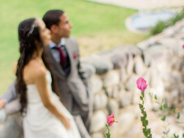 El matrimonio de Joseph y Carolina en San José de Maipo, Cordillera 12