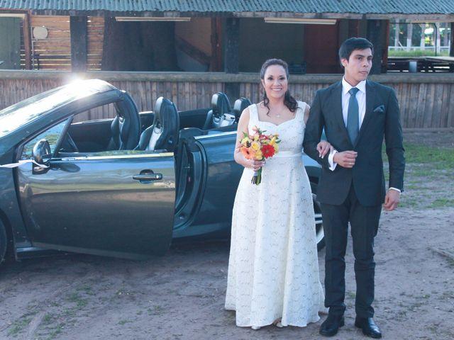 El matrimonio de José y Elizabeth en Puente Alto, Cordillera 1