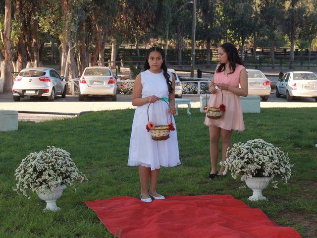 El matrimonio de José y Elizabeth en Puente Alto, Cordillera 2