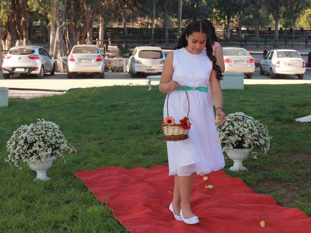 El matrimonio de José y Elizabeth en Puente Alto, Cordillera 3