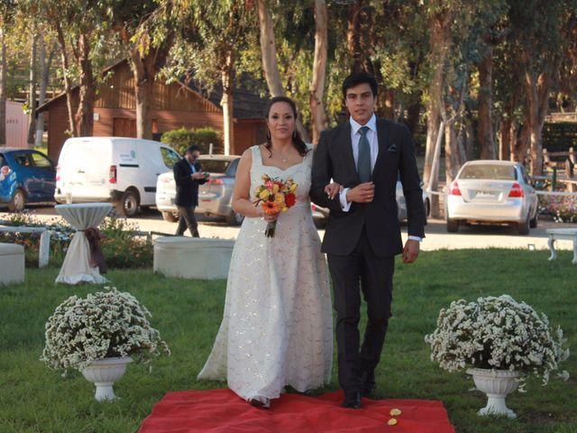 El matrimonio de José y Elizabeth en Puente Alto, Cordillera 4